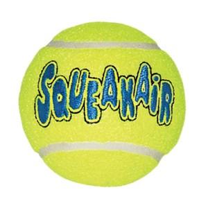 KONG AirDog Squeaker tennisbold-Xlarge