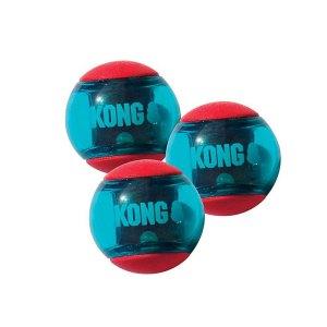 KONG Squeezz Action hundebold-Medium