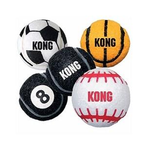KONG tennis bolde-L:Ø: 7,5 cm
