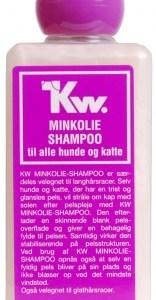 KW Minkolie Shampoo-200 ml