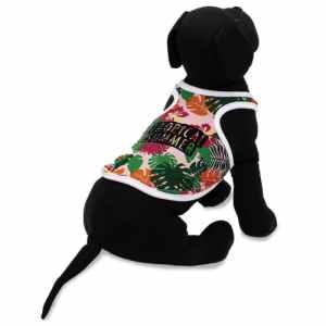 Mi & dog T-shirt - Multifarvet