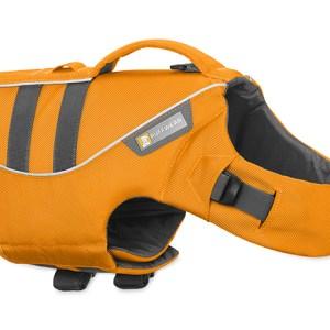 Ruffwear Float Coat redningsvest til hunde-XL-Rød