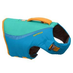Ruffwear Float Coat redningsvest til hunde blå-S