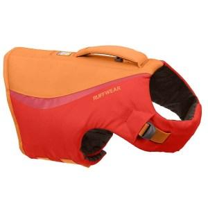 Ruffwear Float Coat redningsvest til hunde rød-XXS