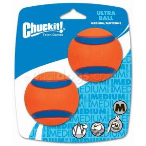 Ultra Ball - ekstra holdbare bolde-XL:Ø:8,7 cm