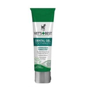 Vet's Best Hunde Tandpasta Gel - 100g