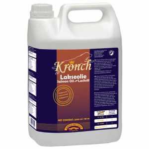 Kronch Lakseolie - 2,5 liter