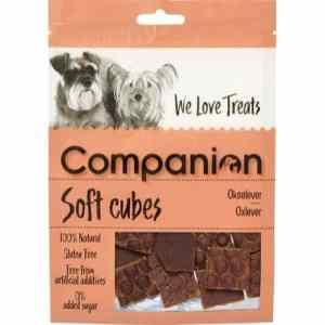 Companion Soft Cubes - Okselever 80g