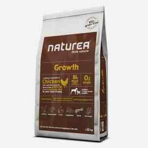 12 kg Naturea Grainfree - Growth/Puppy