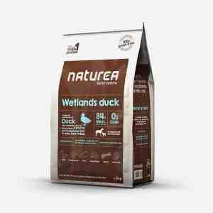 2 kg Naturea Grainfree - Wetlands Duck