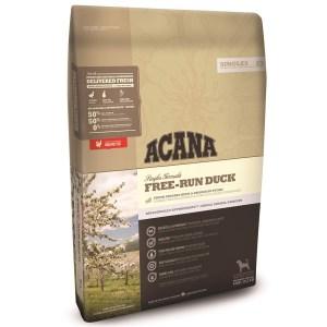 Acana Free-Run Duck, Singles, 11,4 kg