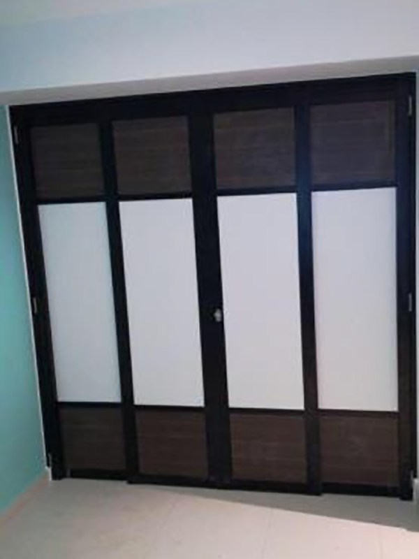 Call 96177025 to buy 4 Fold Door and Fire rated HDB door Singapore sales