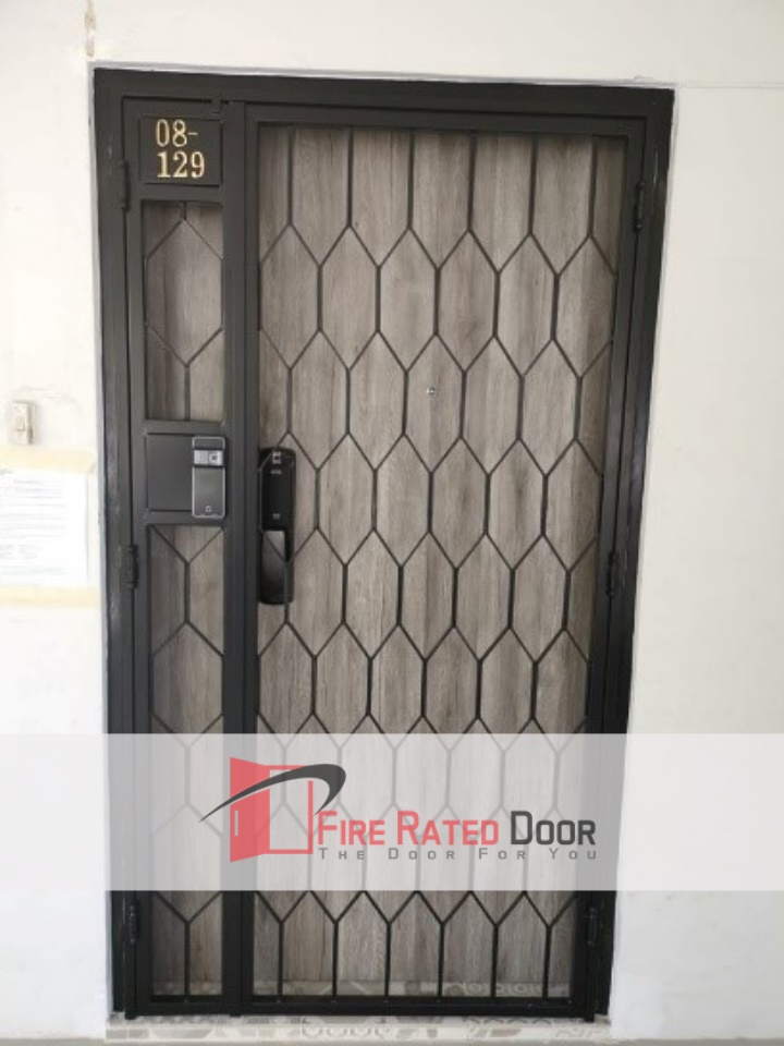 Call 96177025 to buy Best Retro Design and Mild Steel Gate Singapore sales