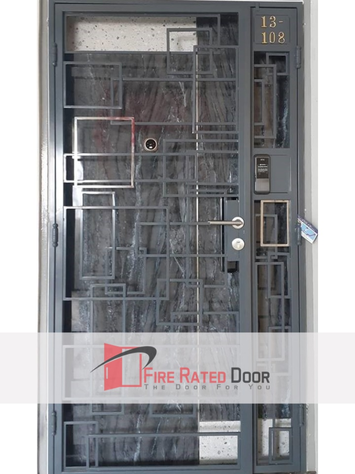 Call 96177025 to buy SS Mix Designer Gate and Mild Steel Gate Singapore sales