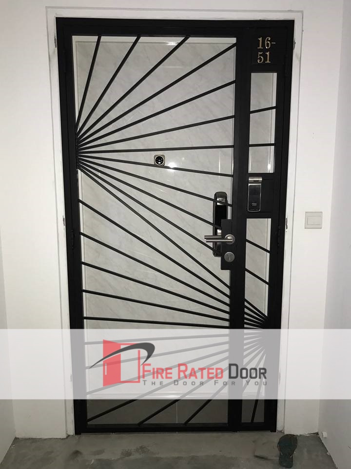 Call 96177025 to buy Sunshine Designer Gate and Mild Steel Gate Singapore sales