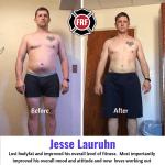 FRF Testimonial Jesse Lauruhn 2019 challenge 1
