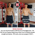 az results for fat loss 2