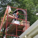 Chimney Rennovation with Firesafe Inc