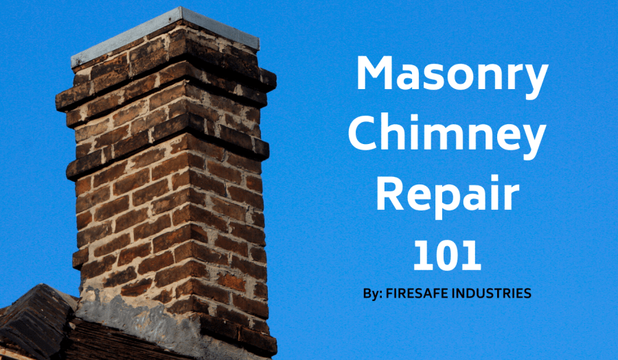 masonry chimney repair