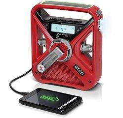 Emergency Radio for Evacuation Kit Fire Safe Marin
