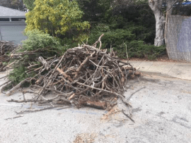 Chipping pile Examples 1