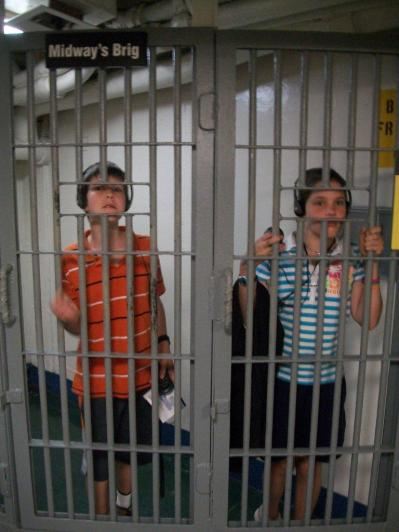 Kids in the Brig
