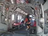 Inside the H-46 Seaking