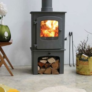 Charnwood Cove 1 - Fires and Braais - Shop Online - Wood Burners - Closed Combustion