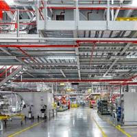 Sistemas contra incendio para plantas de producción