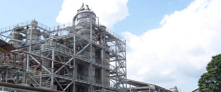 Sistema contra incendios para plantas químicas