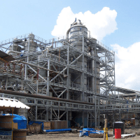 Sistema contra incendio para plantas químicas y petroquímicas