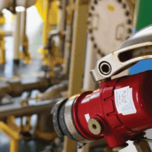 Sistema de detección de gases y llamas