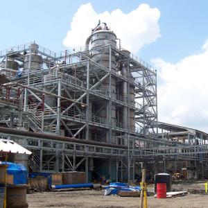 Sistemas contra incendio para plantas químicas