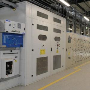 Sistemas contra incendio para cuarto eléctrico