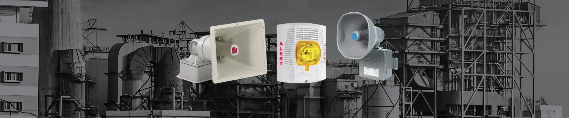 Sistemas de prevención contra incendios para industrias