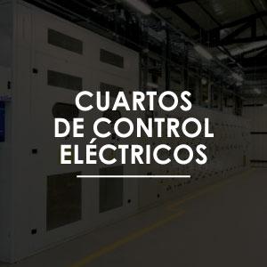 Sistemas contra incendio para cuartos de control eléctrico