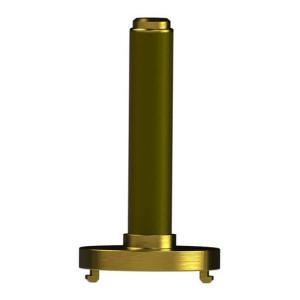 Esguicho Jato Sólido 2.12 x 16mm – Tubo Alumínio