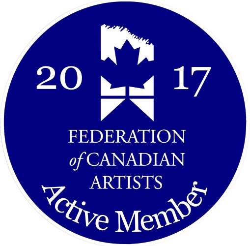 2017 Active Member Federation of Canadian Artists