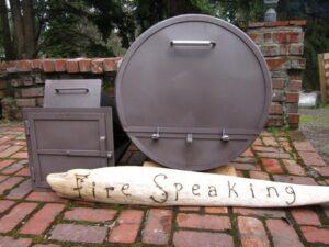 barrel oven metal parts