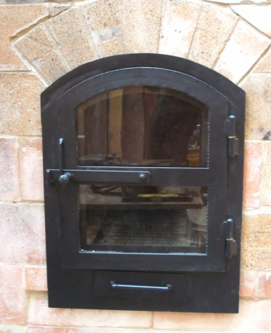 Masonry Heater Wood Fired Oven And Fireplace Hardware