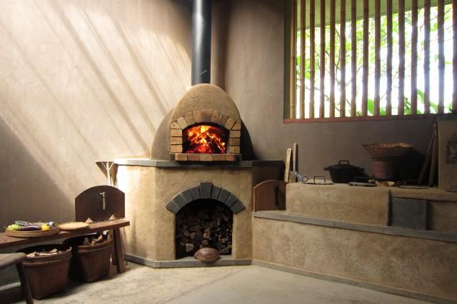 bali wood fired oven firespeaking