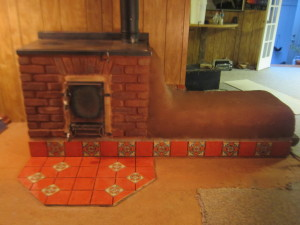 cabin stove EDIT