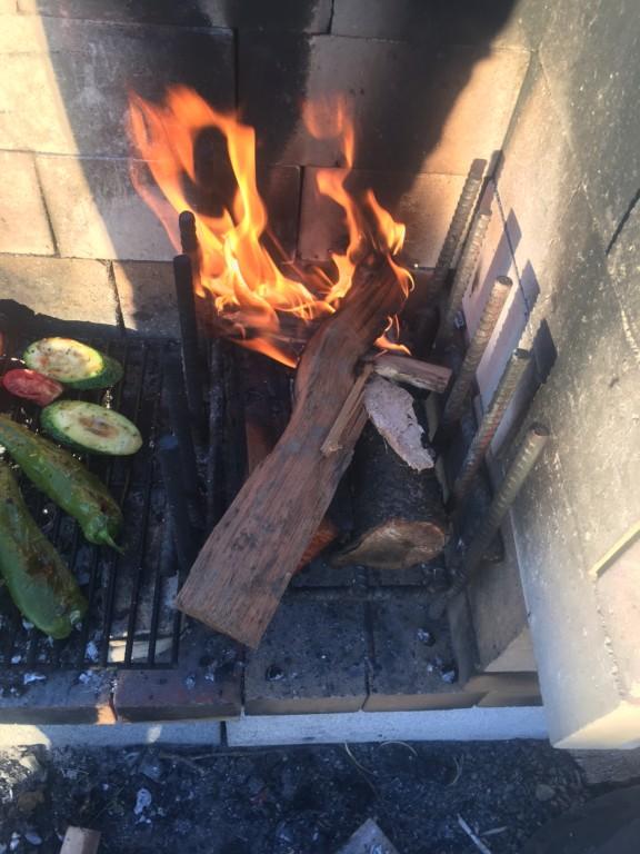 August 2016 – Firespeaking