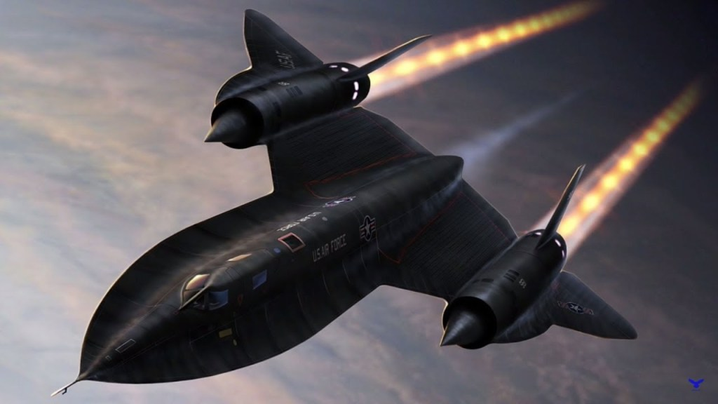 fastest aircraft in the world
