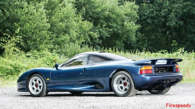 Jaguar XJR-15 | Speed, Price, Performance, and Specifications (2020)
