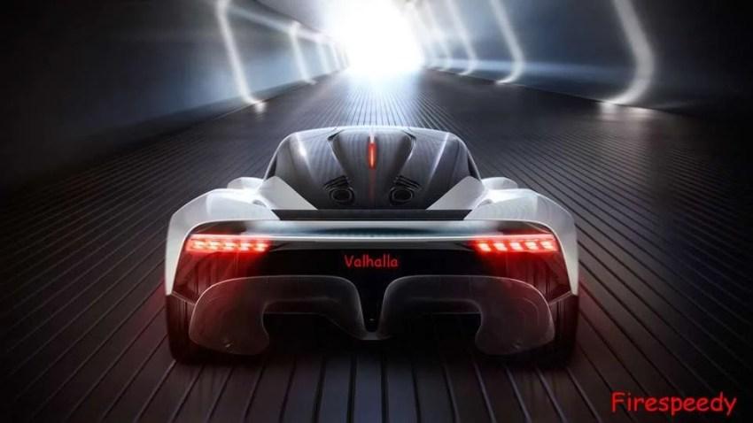 Aston Martin Valhalla | Speed, Price, Performance, Specifications (2020)