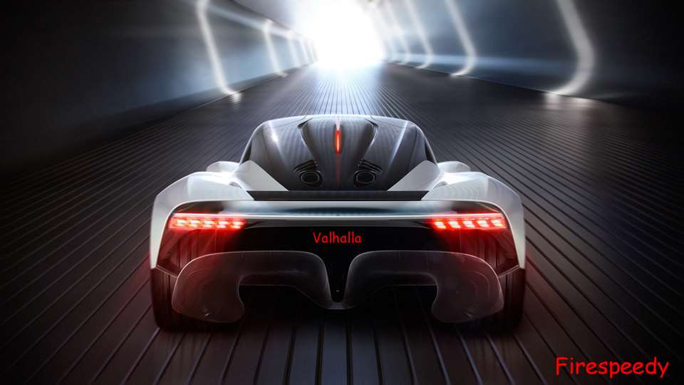 Aston Martin Valhalla   Speed, Price, Performance, Specifications (2020)