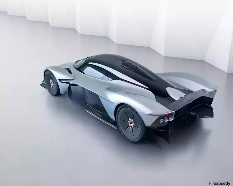 Aston Martin Valkyrie | Speed, Price, Performance, Specifications (2020)
