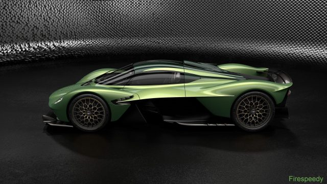 Aston Martin Valkyrie | Speed, Price, Performance, Specifications (2020)