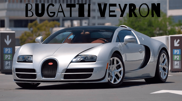 One of the fastest cars in the world
